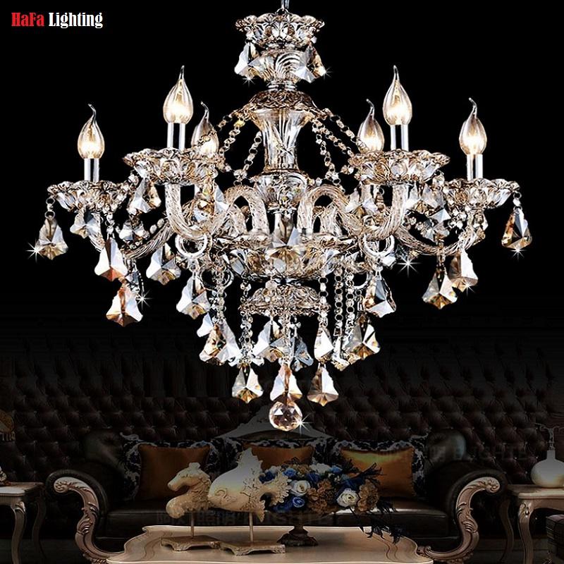 Dining Room Modern Crystal Chandeliers: Aliexpress.com : Buy Chandelier Modern Crystal Chandelier