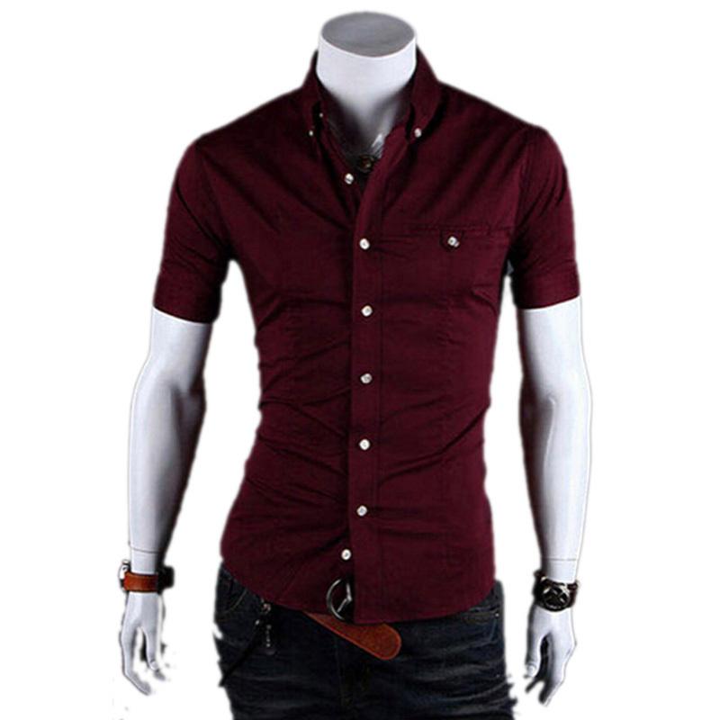Camisas De Hombres Modernas   Idéia interessante de design de ... 87a8c670ee4