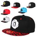 2016 HOT Rose Hip Hop Cap Basketball Hat Summer Sun Hat Flat Hat Sports Baseball Caps
