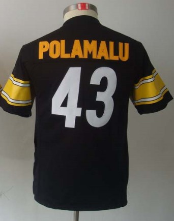 09d2f50ab 43 troy polamalu jersey high school