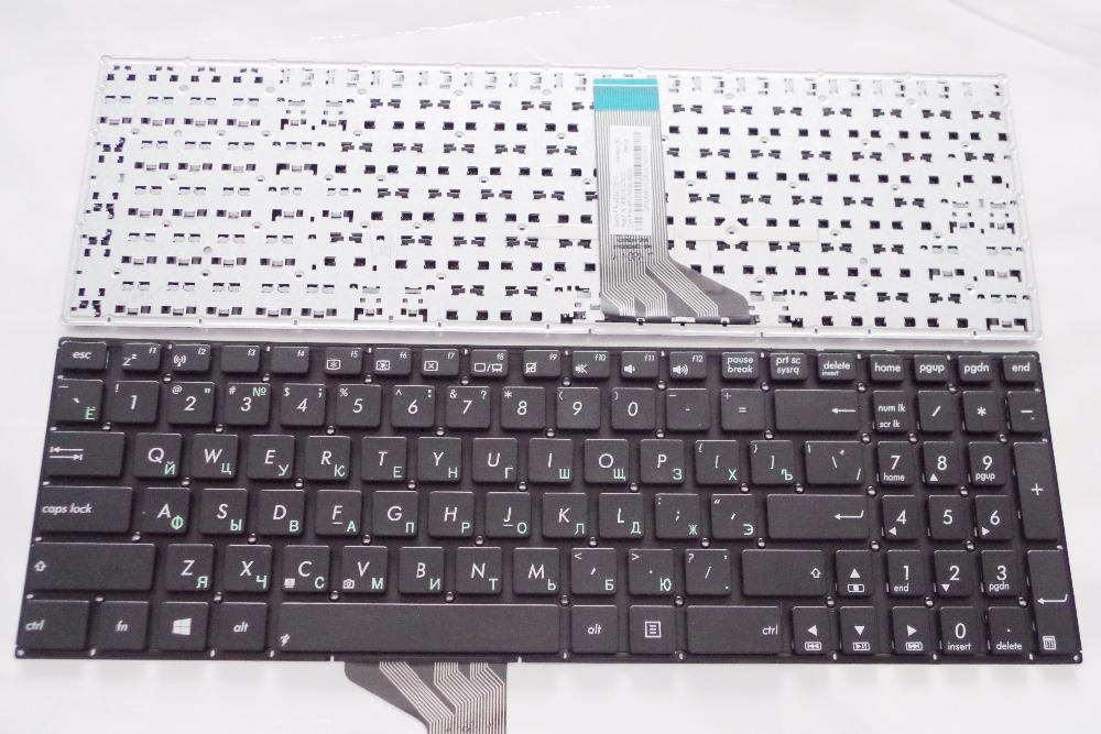 Россия 100% новая клавиатура для ASUS X551 F550 F550V X552C X552E X551C X551CA RU клавиатура ноутбука