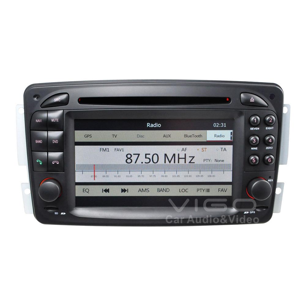 buy car stereo gps navigation for mercedes benz a e c slk clk m g class vaneo. Black Bedroom Furniture Sets. Home Design Ideas