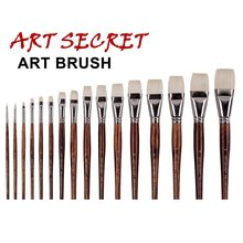Artsecret High Quanlity oil painting brush-3100 BRIGHTS  series