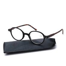 Модные женские очки для чтения, мужские, Анти-усталость, ультралегкие очки для пресбиопии, дальнозоркости, диоптрия(Китай)