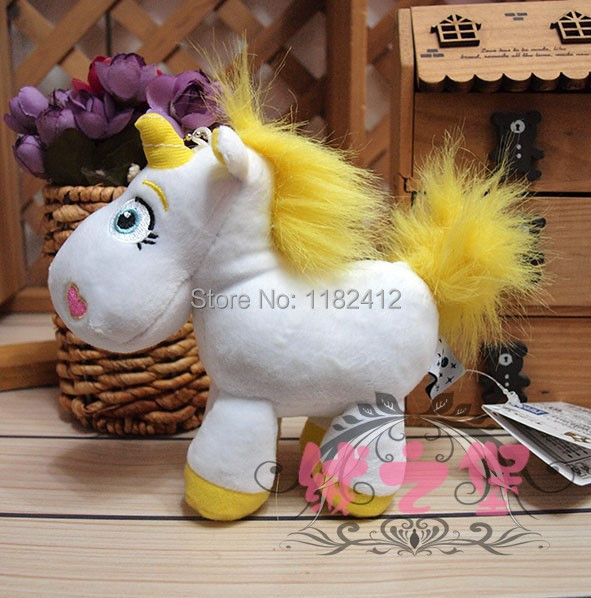 Original Toy Story 3 Buttercup Unicorn Plush Toys Cute White Horse Stuffed Animal Soft Toys For Children Kids Gifts