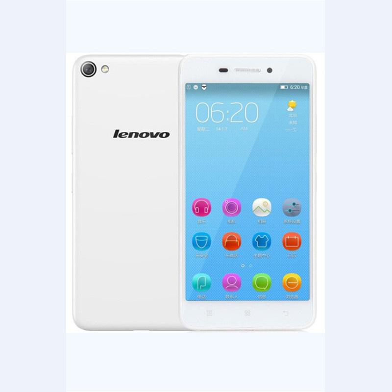 "5 0"" IPS Original Lenovo S60-T Android 4 4 4 Kitkat VIBE UI 2 0 Smartphone  Qual-comm Snapdragon 410 Quad Core 1 2GHz 64bit GPS"