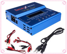 1Set New iMAX B6 Lipo NiMh Li-ion Ni-Cd RC Battery Balance Digital Charger Discharger Free Shipping