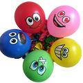 100pcs Big Eyes Smiley Air Balloon Wedding Decoration Happy Birthday Party Ballons Inflatable Latex Balls Kid