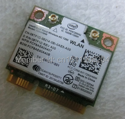 AzureWave AW-CB160H BCM94360HMB BCM94360 Half Mini PCI-express