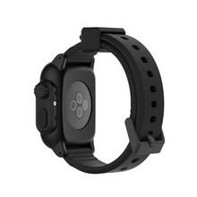Водонепроницаемый ударопрочный чехол для Apple Watch series 3 2, мягкий силиконовый ремешок для iwatch band, Аксессуары 42 мм(Китай)