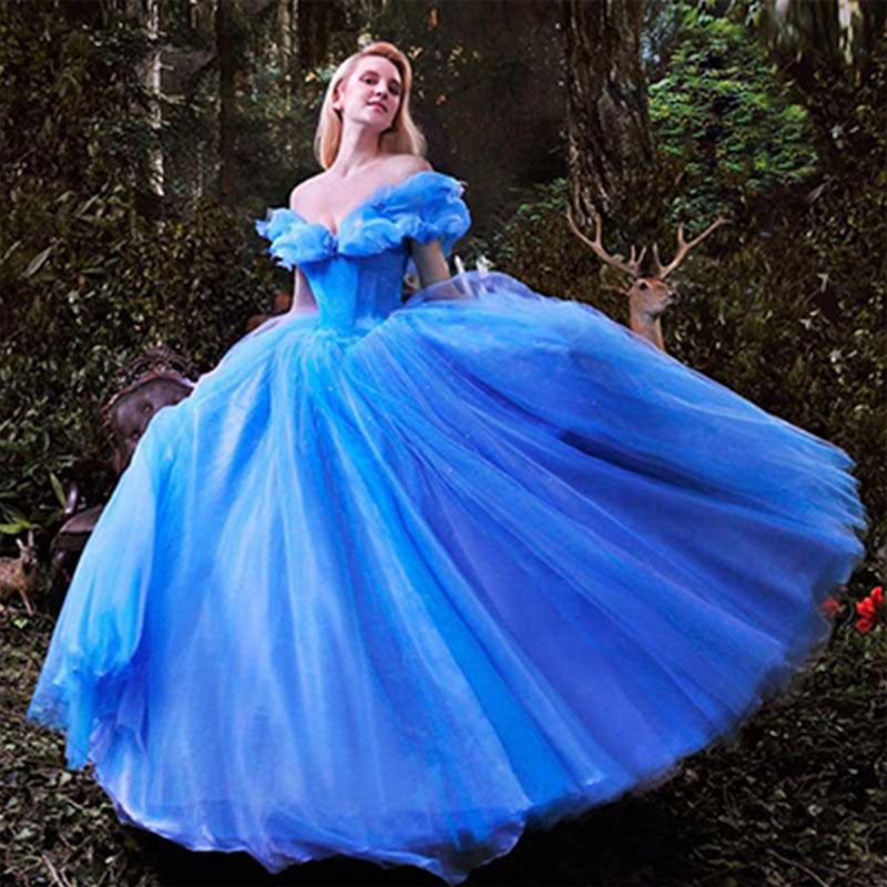 Online Get Cheap Cinderella Gown Aliexpress Com: Popular Cinderella Wedding Dresses-Buy Cheap Cinderella