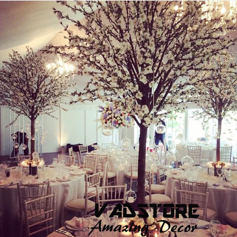 6ft Artifiical Cherry Blossom Table Wedding Centerpiece