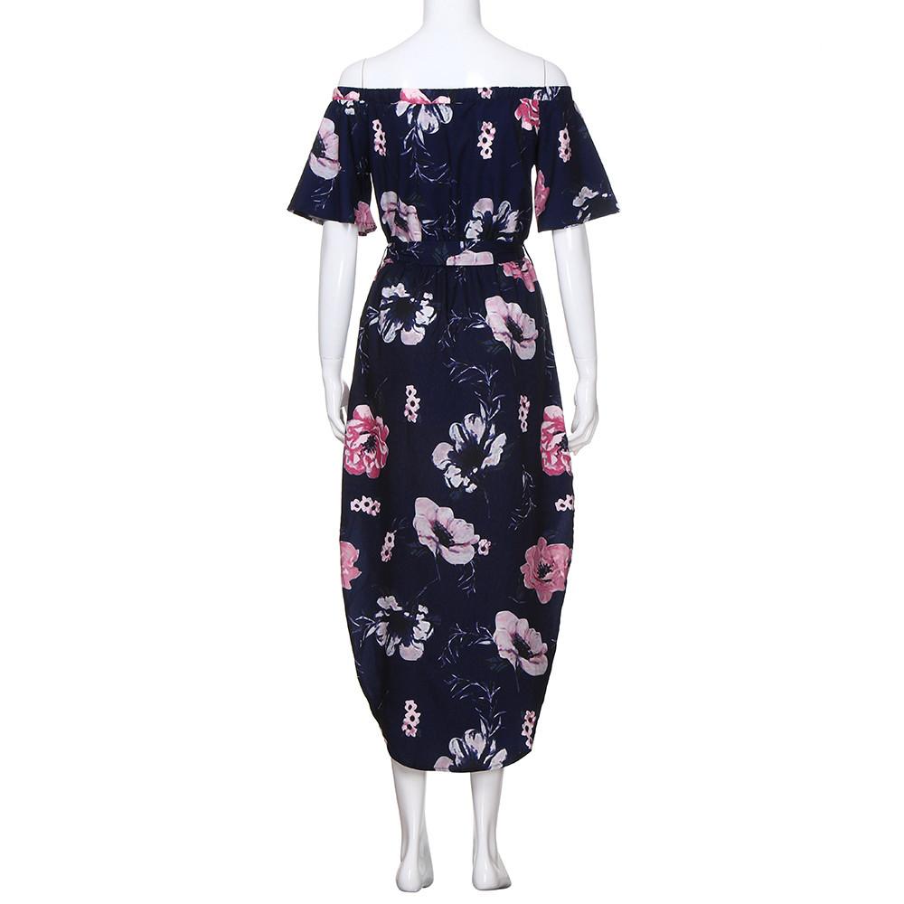 Detail Feedback Questions about Boho Dresses Floral Leaves Print Beach  Party Dress Strappy Clubwear Dresses Spaghetti Strap Cold Shoulder kim  kardashian on ... 1baae920d14c