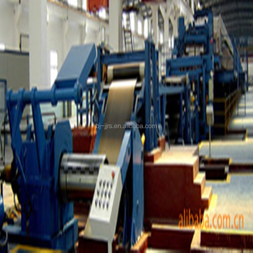Multiple strip galvanizing