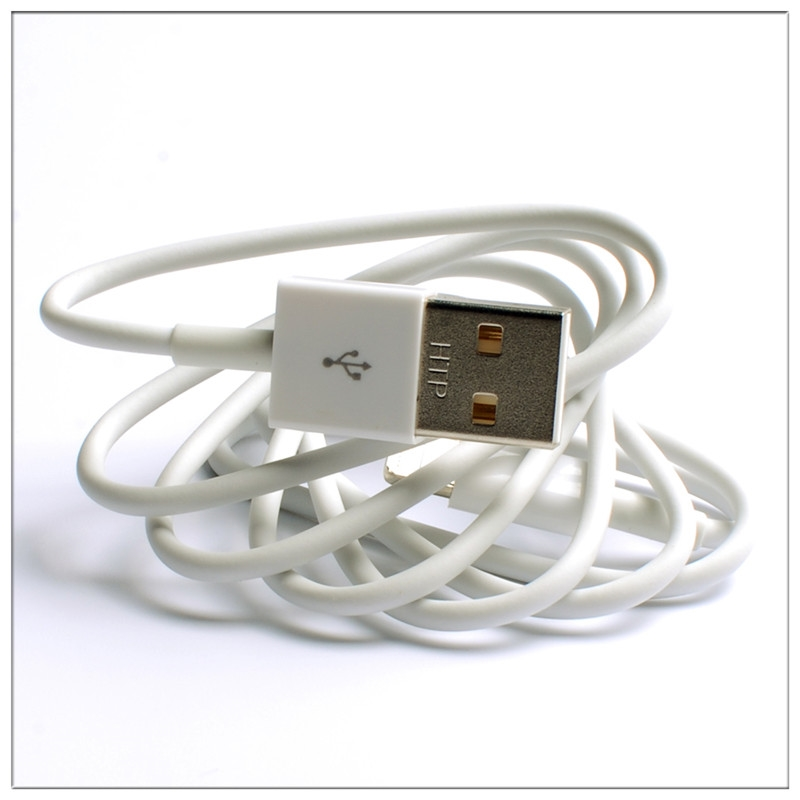 high quality 8 pin data sync adapter charger usb cable. Black Bedroom Furniture Sets. Home Design Ideas
