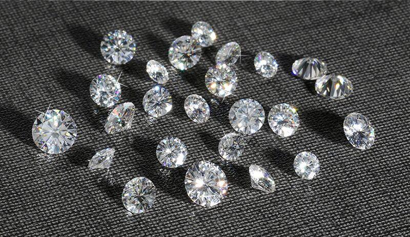 2019 Equivalent Diamond Carat Weight 1 Carat 6 5mm Def
