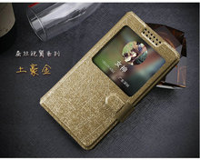 2016 New arrive fashion windows flip leather cover case  For Original VKWORLD F1 Smart phone 4.5 inch+ Free shipping