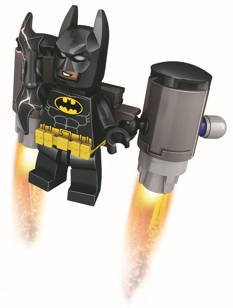 UKLego Mini 12pcs Super Heroes Batman, Joker, Robin, Toy.