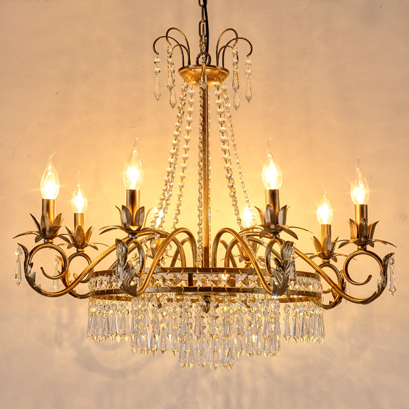 Factory Outlet Vintage Crystal Candle Lighting Rustic Matt: Compare Prices On Country Traditions Lighting- Online