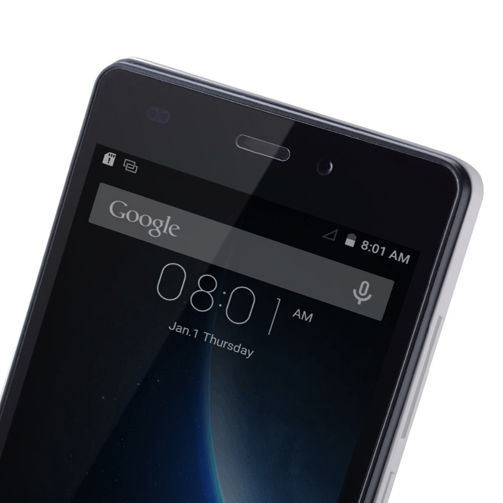 במלאי Doogee Pro X5 5 אינץ ' HD 1280x720 IPS MTK6735 4G LTE אנדרואיד 5.1 טלפון סלולרי נייד מרובע ליבות 2GB זיכרון RAM 16GB ROM 8MP חם