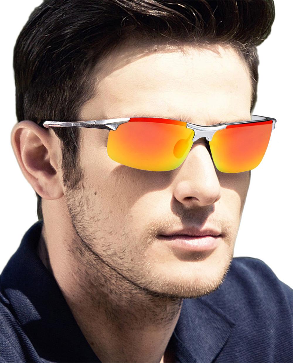 0b6e20e2d46 Attcl Men s Hot Fashion Driving Polarized Sunglasses