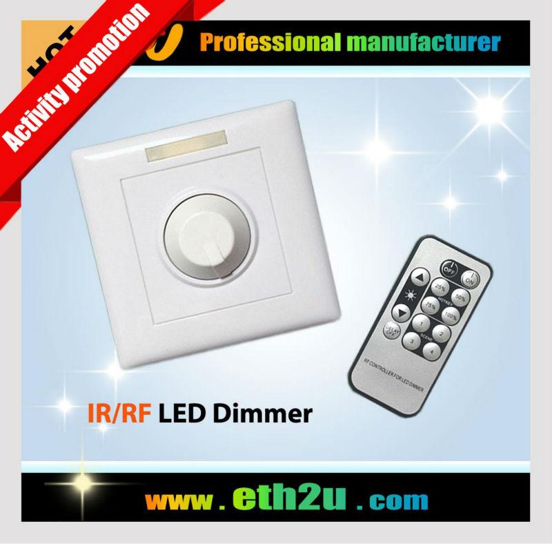 high voltage ir 230v led dimmer switch 90v 240v 110v 220v suitable for triac driver eth 8006d. Black Bedroom Furniture Sets. Home Design Ideas