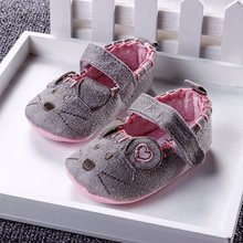 2015 New baby baby toddler shoes first walkers Baby Girl Lace Shoes Toddler Prewalker Anti Slip