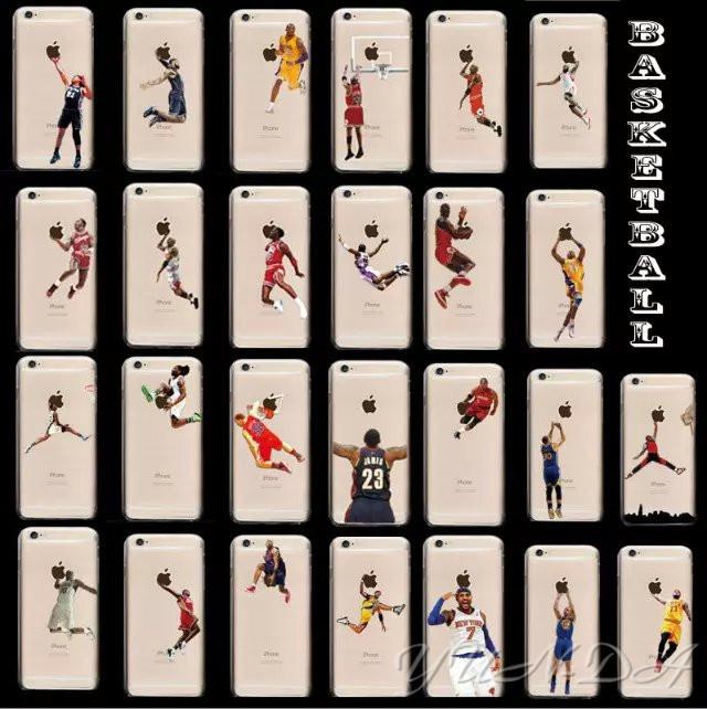 Coque Iphone S Basket