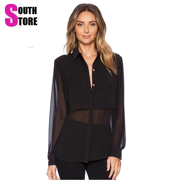 Shop for womens sheer blouse online at Target. Free shipping on purchases over $35 and save 5% every day with your Target REDcard.