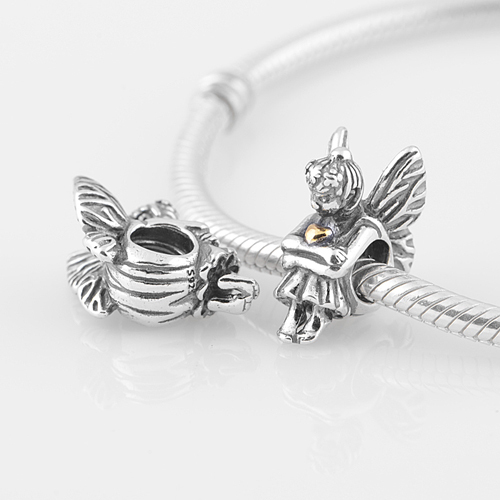 charms pandora angelo