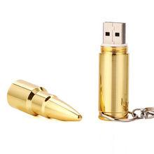 free shipping new design bullet 16gb usb 3.0 metal custom usb flash drive for your choice