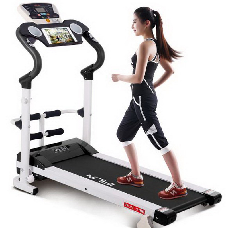 Online Buy Wholesale Mini Electric Treadmill From China