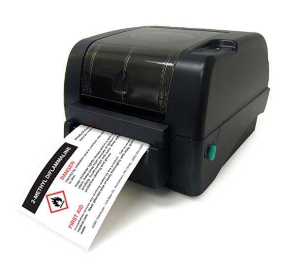 GHS Industrial Label Machine