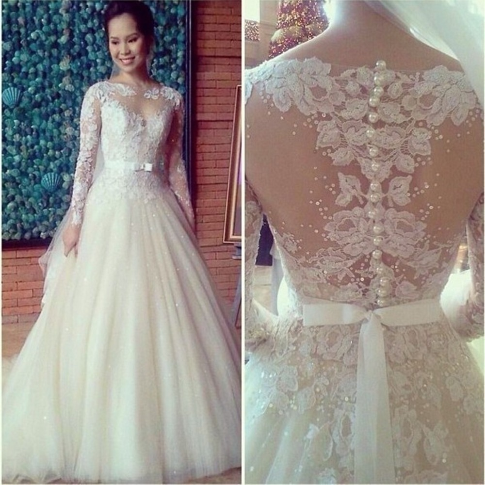 Free Shipping High Quality Appliques Pattern Beaded Puffy