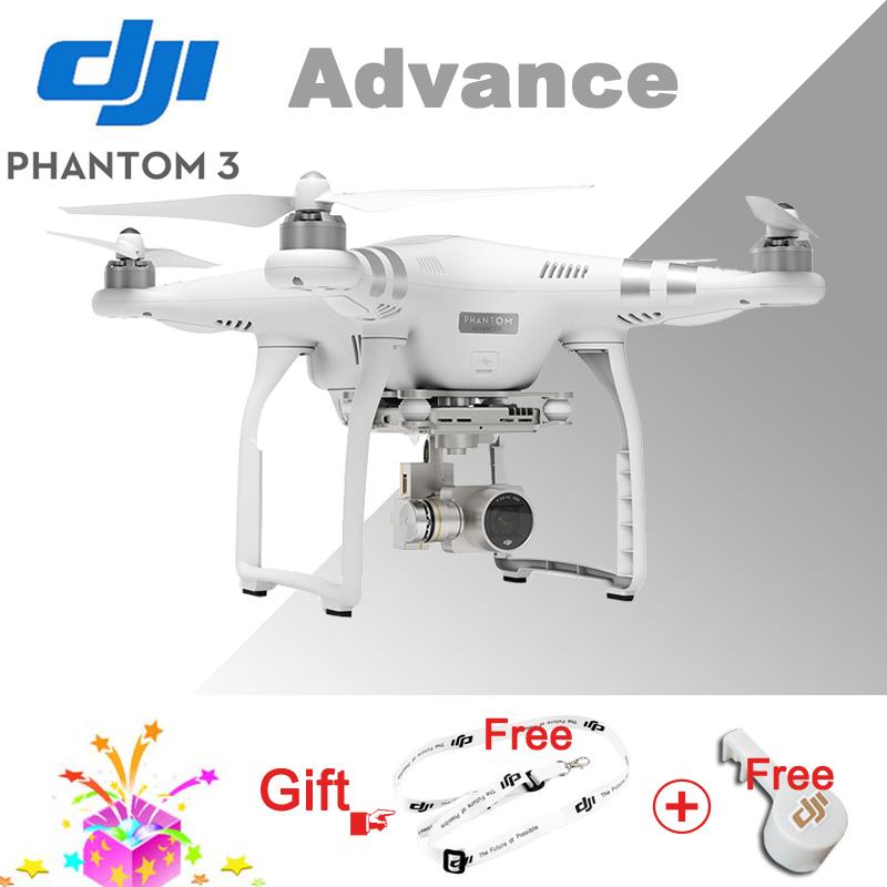 Dji Phantom Standard Quadcopter Camera