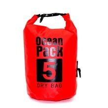 2L/5L/10L/15L/20L черный водонепроницаемый мешок для наружного плавания мешок для хранения мужской рафтинг сухой мешок fot путешествия речной Tekking Э...(Китай)