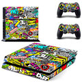 Hot sale Skin Vinyl Skins Sticker for Sony PS4 PlayStation 4 and 2 Controllers Skins Cover