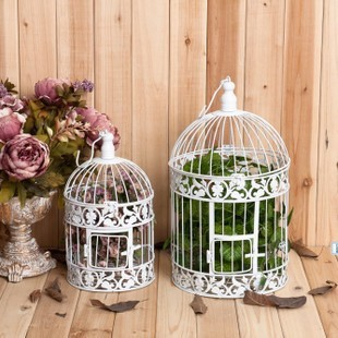 Small Bird Cage Decor Home Decorating Ideas