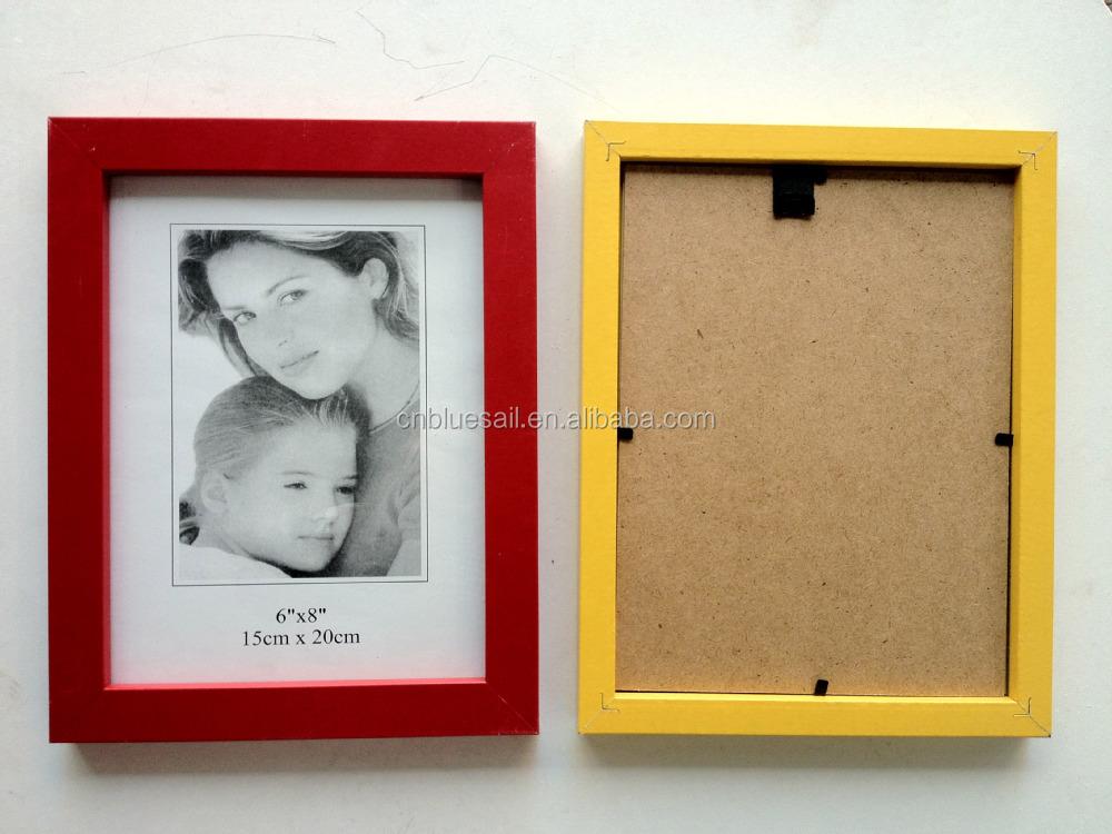 6x8 Quot Square Photo Frame 15x20cm Box Picture Frames 6