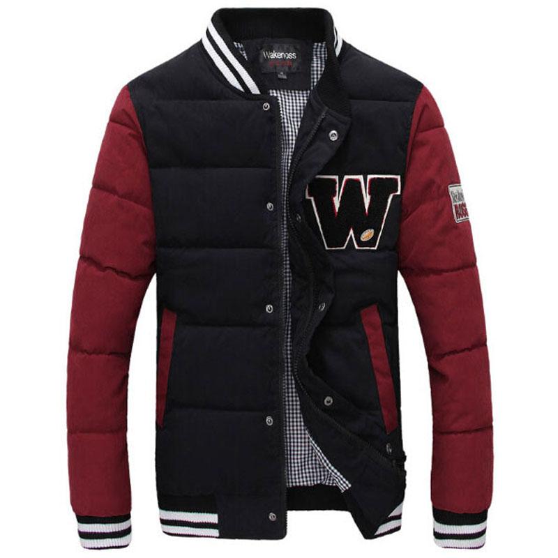 Compra chaquetas de béisbol universitario online al por