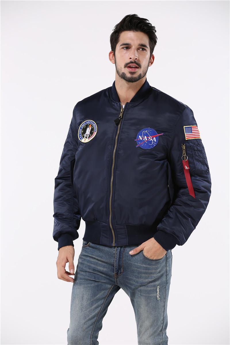 Fall Alpha Industries NASA Flying Jacket,Nomex Flight ...