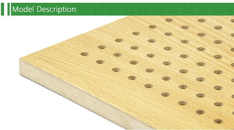 perfor acoustique panneau de bois panneaux insonorisants id de produit 531515848. Black Bedroom Furniture Sets. Home Design Ideas