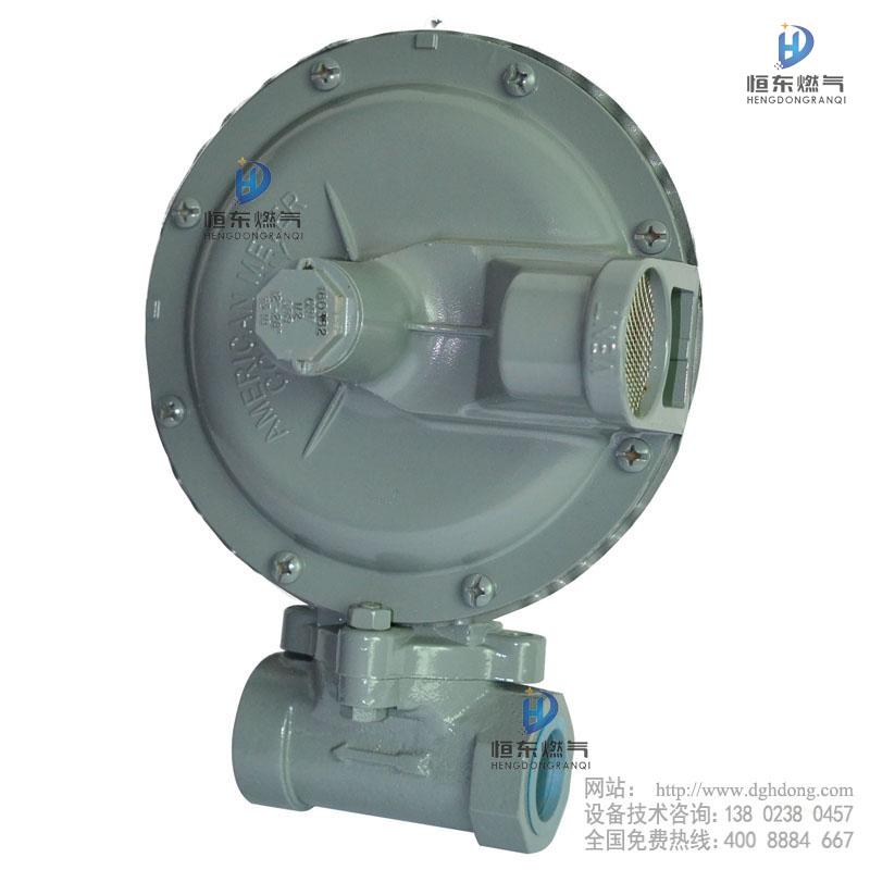Inch Natural Gas Regulator