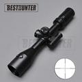 VISM 3 9X42 Green Illuminate Tactical Riflescope w Integrated Green Laser Sight Long Eye Relief Rifle