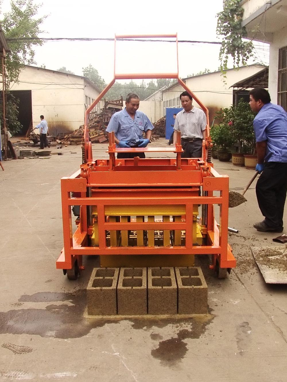 Concrete Moulds Qcm4 30 Egg Laying Diesel Engine Concrete