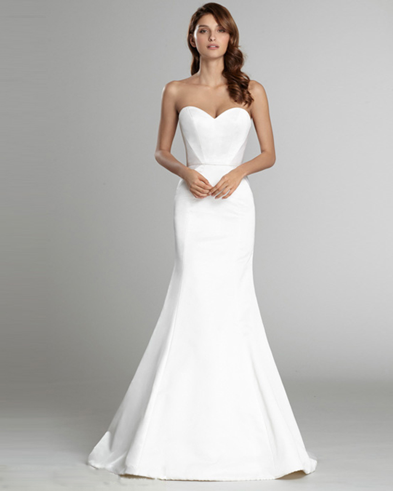 Oyster Wedding Dress Reviews