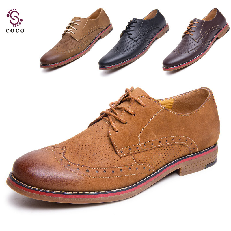 Cheap Quality Men Shoe Brands