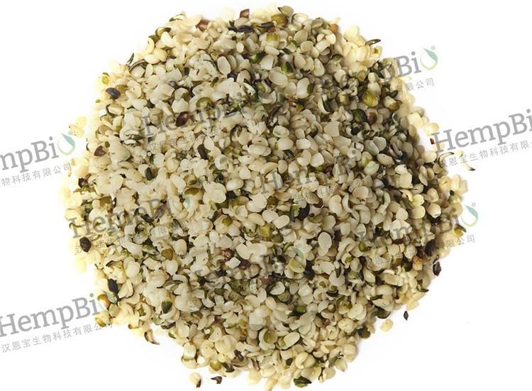 What is hulled hemp seed
