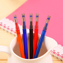 2015 New & Fashion, 0.4mm Writing Point, Erasable Ballpoint Pen Refill, for Student & Officer as Office & School Writing Supply