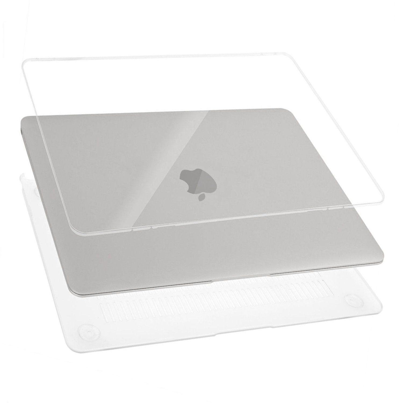 שקוף מקרה עבור ה-MacBook דק במיוחד צלולים מעטפת הגנה תיק מחשב נייד עבור ה-MacBook Air Pro Retina 11 12 13 15 אינץ
